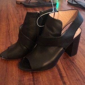 Club Monaco black heels